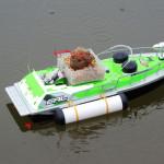 Модели радиоуправляемых корабликов для рыбалки