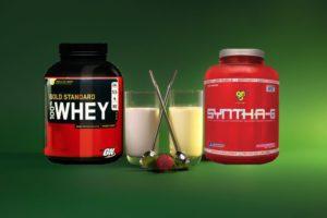 Спортивное питание: гейнеры и протеин