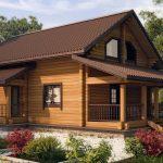 Возможно ли строительство деревянных домов недорого