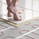 Электрический теплый пол – залог комфорта в вашем доме