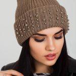 Модные зимние шапочки для женщин