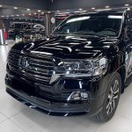 Навигация Toyota Land Cruiser 200