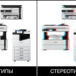 Причины роста популярности монохромных струйных принтеров